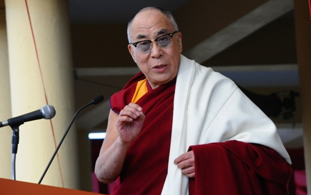 His Holiness The 14th Dalai Lama is a personification of patience and perseverance. He spent over five decades in exile to preserve the Tibetan Identity.
