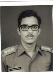 MS8466 CAPTAIN. R. Rudra Narasimham, AMC/SSRC, Medical Officer, Special Frontier Force.