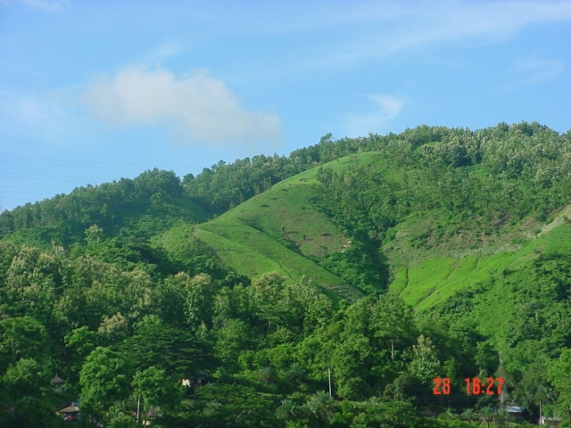 The Fifth Army operated in the Chittagong Hill Tracts.