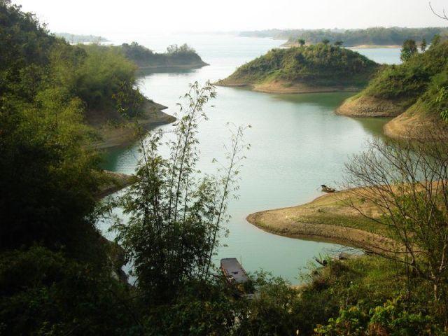 I had regularly visited men deployed in Kaptai Lake Area.