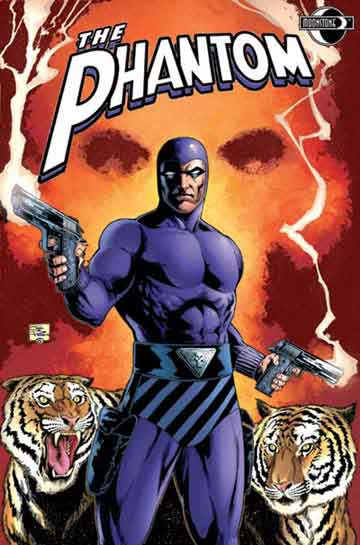 Lee Falk created the fictional Superhero known as PHANTOM
