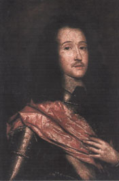 Richard Lovelace(1618-1657),English Poet and Soldier