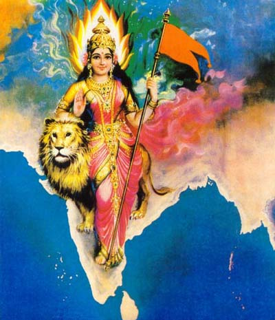 Bharat Mata - The Land of Karma