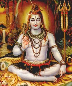 Lord Shiva-The God of Learning: Om, NamaH Shivaya, Siddham NamaH