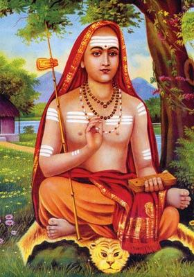 Adi Shankaracharya - MAYA is a Fundamental Force.