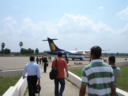 Rajahmundry Airport at Madhurapudi.