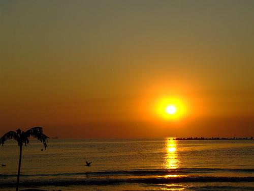 Sunrise is an Illusion