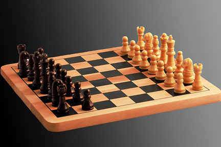 Human Existence could be viewed as a Game of Chess. If I am the player ...