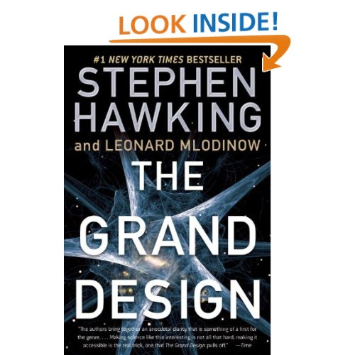 Stephen Hawking's The Grand Design is a fundamentally flawed argument. The Universe is a created with a purpose. It is created to provide a home for my human existence. Stephen Hawking has to validate his argument and prove that there is no purpose and there is no design.