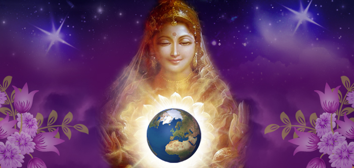 "THE DIVINE MOTHER OF LIFE, ENERGY, AND KNOWLEDGE : I DESCRIBE THE CONCEPT OF ""WHOLE ANGEL"" AS THE HARMONIOUS BLENDING OR COMING TOGETHER OF ANGEL OF BEAUTY, ANGEL OF MERCY, AND ANGEL OF KNOWLEDGE ."