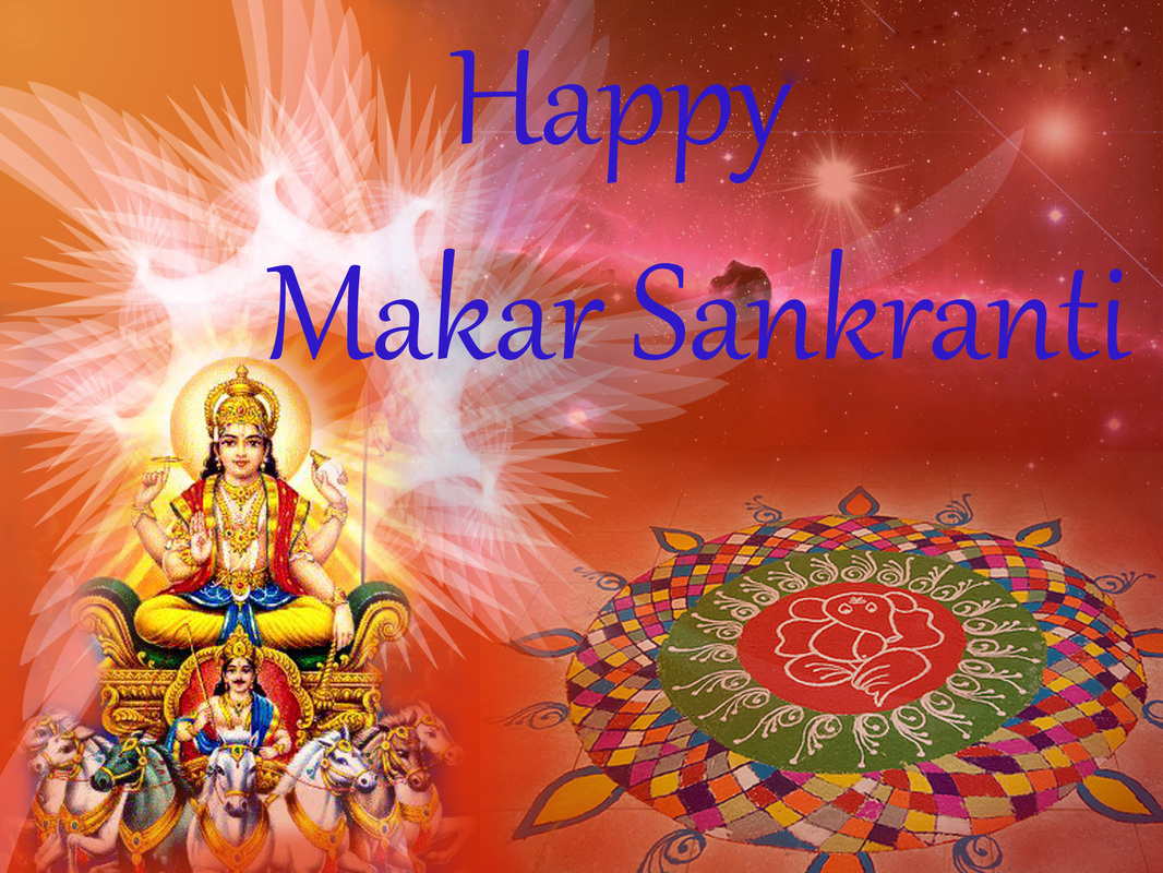 WholeConcept - The Perception of Time and Unchanging Reality: Happy Makara Sankranti to all of my readers. We observe and Celebrate the Movement of Sun across the Celestial Sphere and since human existence is conditioned by Illusion, there is a reason for Joy and define our WholeConcept of an Unchanging Reality.