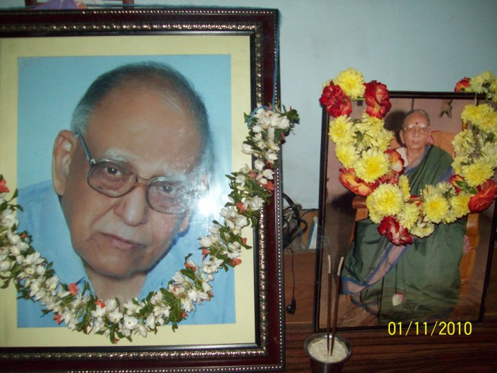 My mother died during September, 1998, and my father died during October, 2009 in the City of Hyderabad, India while I had lived in the United States with my Brahman Spirit held in a Prison. I had no Freedom of Movement to attend their funeral or memorial service.