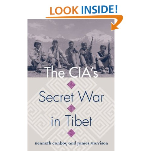 SECRET WAR IN TIBET by Kenneth Conboy and James Morrison, published by The University Press of Kansas provides a detailed account of the Struggle for Freedom in Tibet.