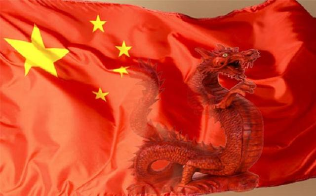 The Red Dragon's Lust for  Global Supremacy poses a great danger to Freedom and Democracy all over the world.