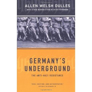 Whole Dude-Whole Agency: During World War II, Allen Dulles served as the Chief of the OSS Office in Bern from October 1942 to May 1945. He played a role in the surrender of German troops in northern Italy.