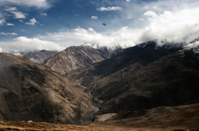 Special Frontier Force-The Battle of Right Against Might: Shipki La Pass, Himachal Pradesh, India. India has to defend its Himalayan territory from Chinese intrusions and must resist the military occupation of Tibet.