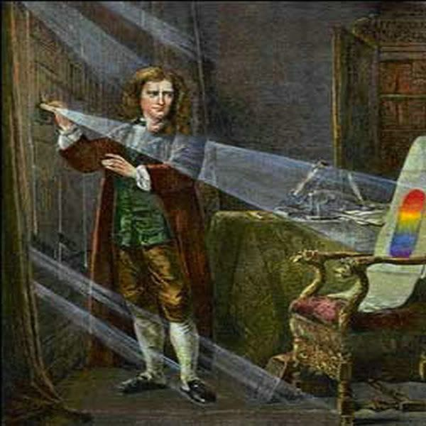 "Spiritualism - The Colors of Life: Sir Isaac Newton(1642-1727),English mathematician, physicist, and natural philosopher was the first to explain what he called ""the permanent colours of natural bodies."""