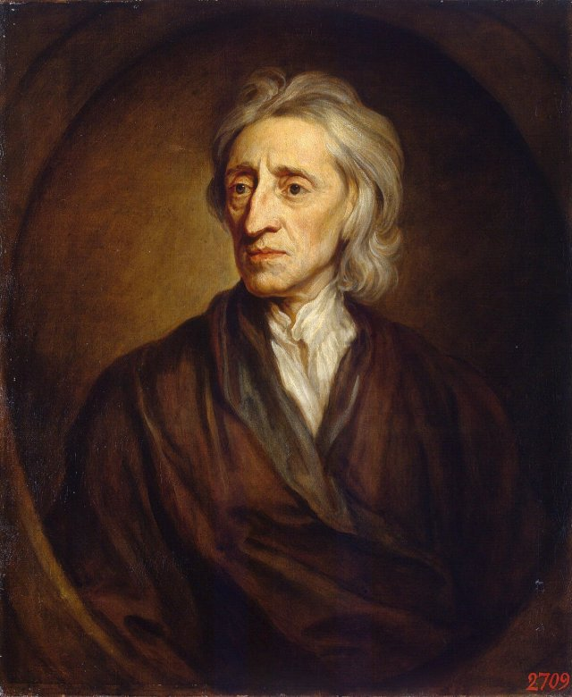 Whole Dude - Whole Declaration: John Locke developed a 'Social Contract' theory which helped to formulate the liberal, social, economic, and ethical theory of the 18th century. Locke epitomized the Enlightenment's faith in the middle class, in the new science and in human goodness.