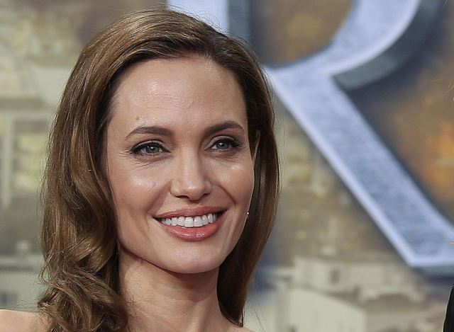 WHOLE DUDE - WHOLE PATENT : Angelina Jolie has become the face of a lawsuit that involved the legality of giving patents to human genes.