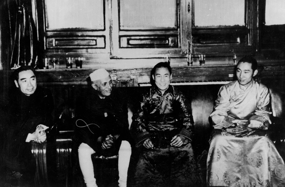 The History of Special Frontier Force-Establishment No. 22: The military occupation of Tibet by Communist China had shaped the historical, cultural, religious relationship between India, and Tibet. It commenced an entirely new era in which both India, and Tibet are driven by the same kind of security concerns. Prime Minister Chou En-Lai represents the face of that danger that forced Prime Minister to know and appreciate the nature of Tibetan Nation as represented by the 14th Dalai Lama, and the 10th Panchen Lama Rinpoche.