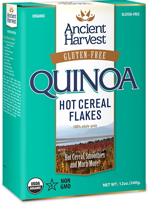 PHYTOCHEMISTRY OF CHENOPODIUM QUINOA : I USED ANCIENT HARVEST QUINOA HOT CEREAL FLAKES TO CONDUCT QUINOA SMELL TEST .