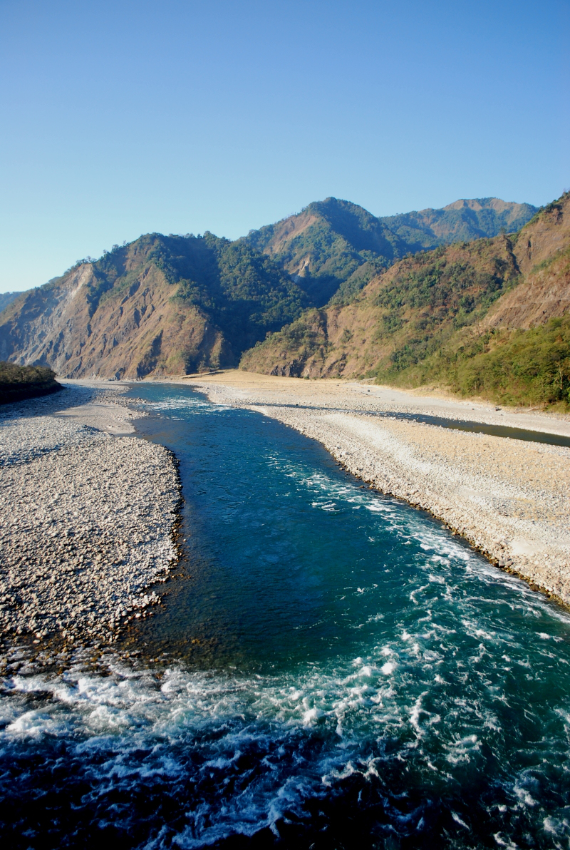 Special Frontier Force - Lohit River: Parashuram Kund