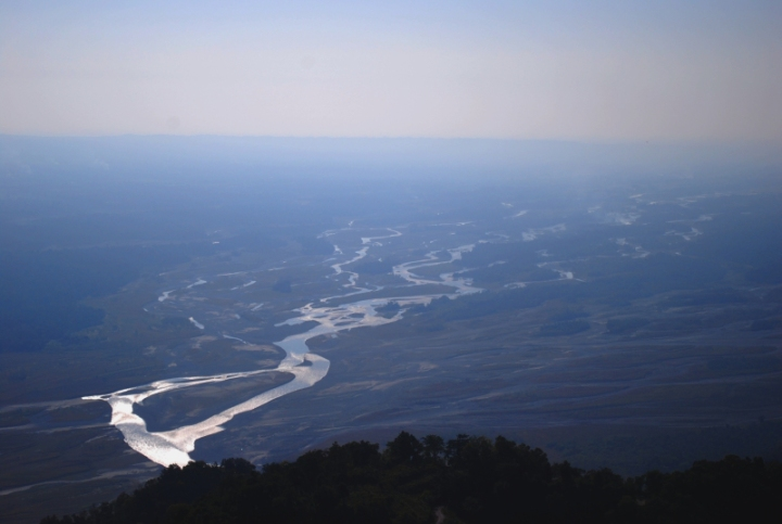 Special Frontier Force - Lohit River: At the southern end of Lohit District, Lohit River enters the plains.