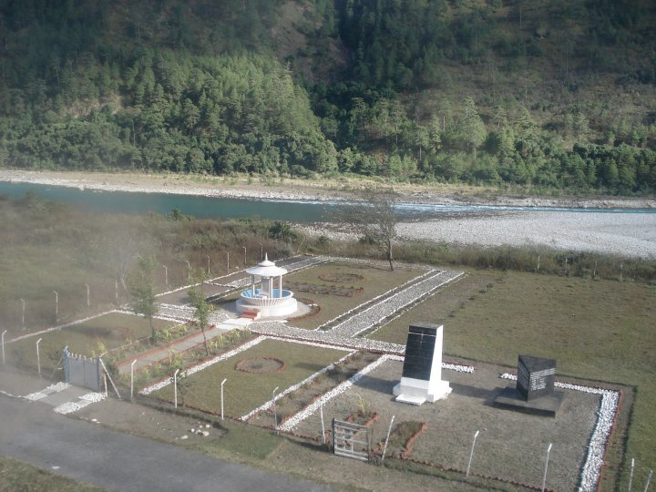 Special Frontier Force - Lohit River: Walong War Memorial