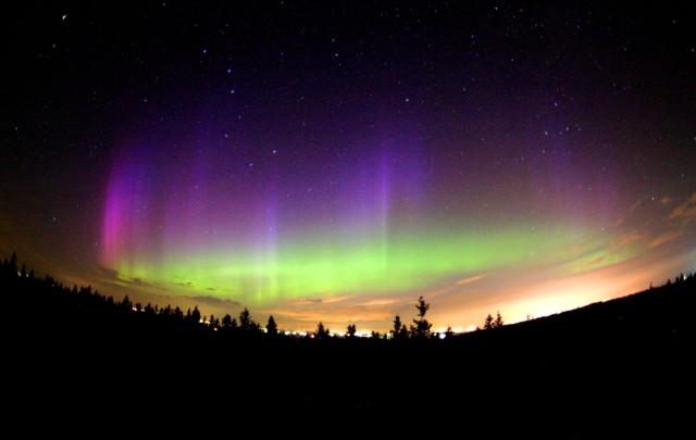WholeDude - WholeDesigner - Whole Phenomenon: Northern Lights are described as a natural phenomenon. What is Phenomenon? Can we know Reality through Human Experience?