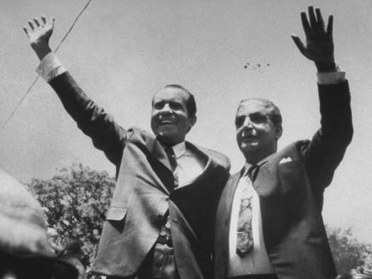 WHOLEDUDE - WHOLEVILLAIN: These two leaders, the US President, the military dictator of Pakistan must be held accountable for the genocide in East Pakistan during 1971.