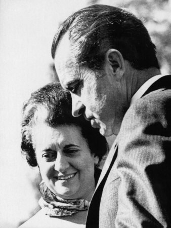 WholeDude - WholeVillain: On November 04, 1971, India's Prime Minister Indira Gandhi made a final attempt to get support from President Richard Nixon to resolve the humanitarian crisis in East Pakistan. By that time, US had already decided to remove all its CIA personnel who were employed as military instructors at Special Frontier Force/Establishment No. 22. However, we began our military operation to initiate Liberation of Bangladesh without any assistance from the US personnel deputed by the CIA.