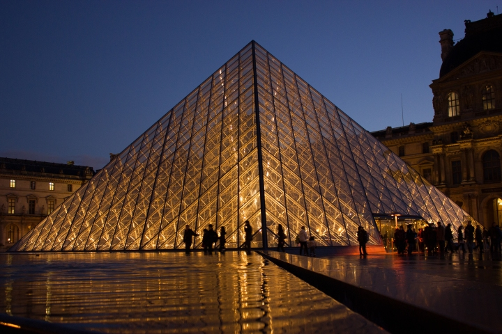 BHAVANAJAGAT AT LOUVRE MUSEUM: Millions of people visit the Museum to simply look at the exhibits. I would like to invite my readers to visit http://BhavanaJagat.com to read my posts and share their opinions.