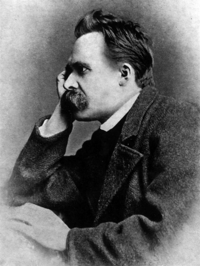 WholeDude - WholeDesigner - Whole Perspectivism: Friedrich Wilhelm Nietzsche(1844 to 1900), German philosopher who shaped the history of 20th-century philosophy, theology, and psychology. He is considered to be the most influential philosophers who ever lived.