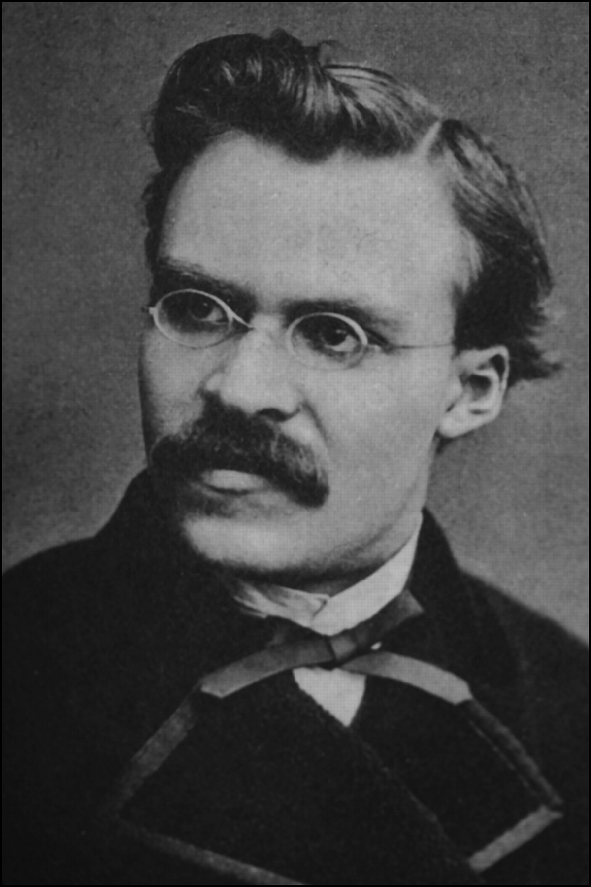 identity and nietzsche Friedrich nietzsche further  the role of making free choices on fundamental values and beliefs to be essential in the attempt to change the nature and identity.