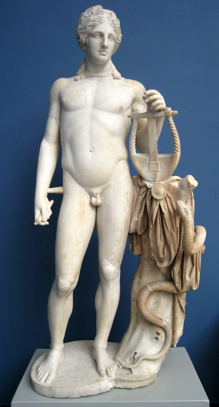 WholeDude - WholeDesigner - Whole Aesthetics:  Greek god Apollo is the god of all plastic energies, the deity of light, god of reason, and god of life and form giving force. Nietzsche describes Apollo as the reality that is ordered and differentiated by forms.