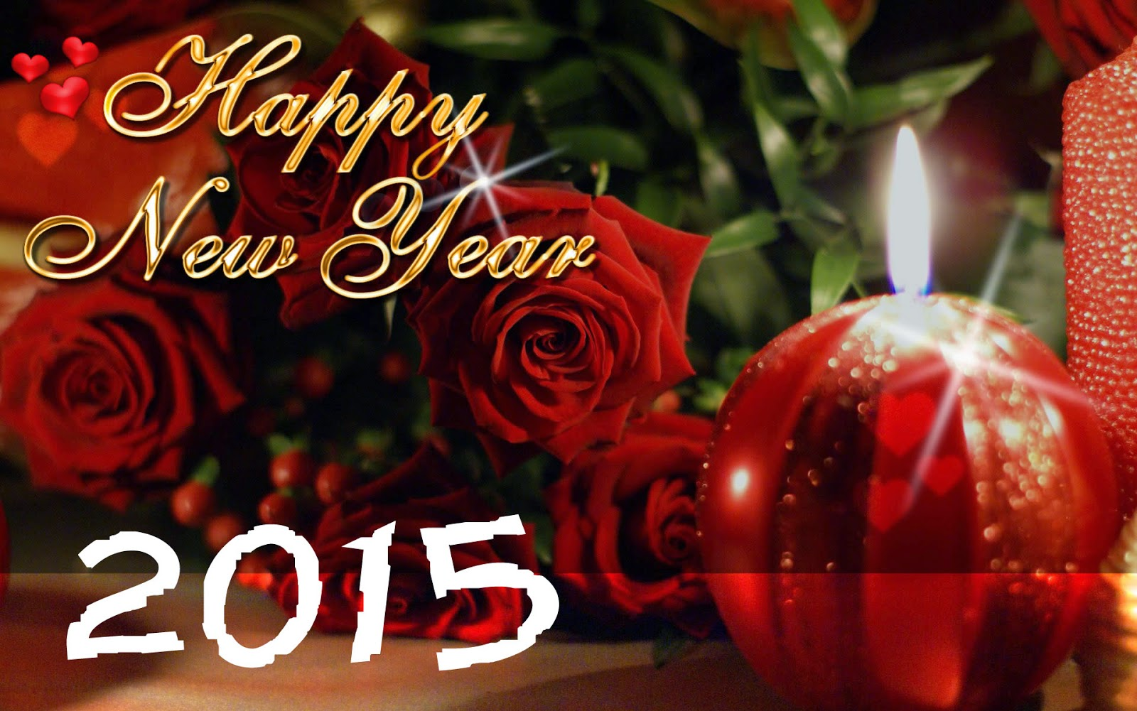 happy new year 2015 the perception of time i wish all of my readers