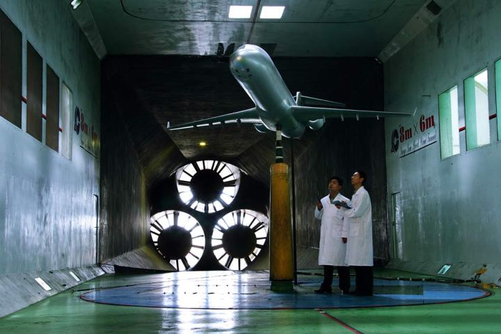 Special Frontier Force - China's Military Threat:  China has built over 39 Wind Tunnels that include Subsonic, Supersonic, Hypersonic, and others to improve its ability to design and test its military aircraft.