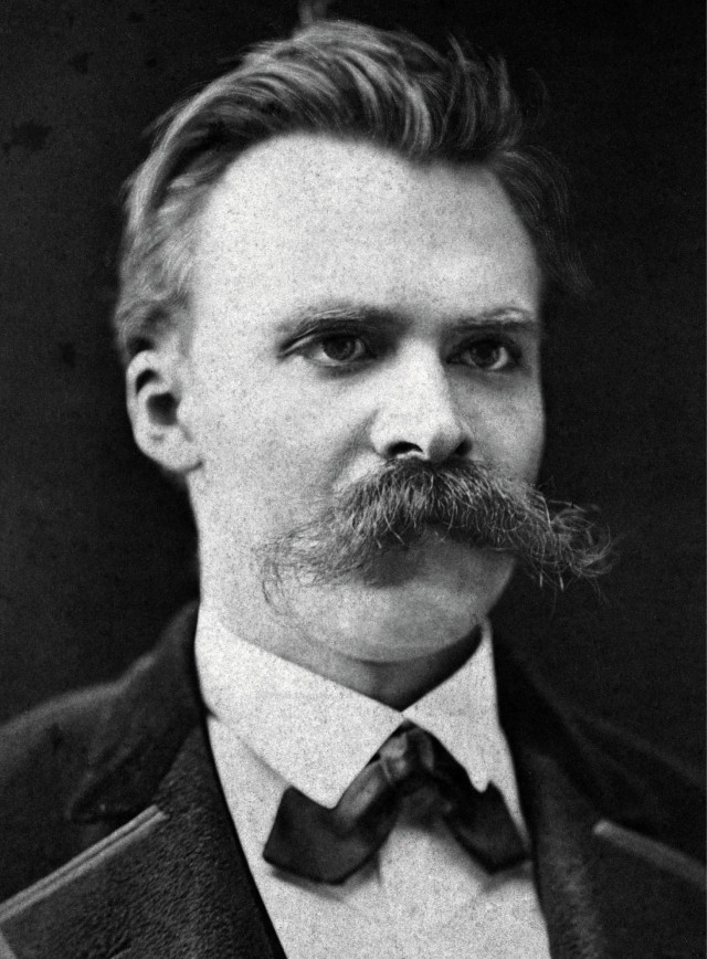 """Spirituality Science - Beyond Good and Evil: Friedrich Wilhelm Nietzsche(1844-1900), German philosopher introduced the concept of """"Life as Will to Power."""" He explained his Moral Philosophy in his books, 'Beyond Good and Evil : Prelude to a Philosophy of the Future'(1886), and 'On the Genealogy of Morals'(1887)."""