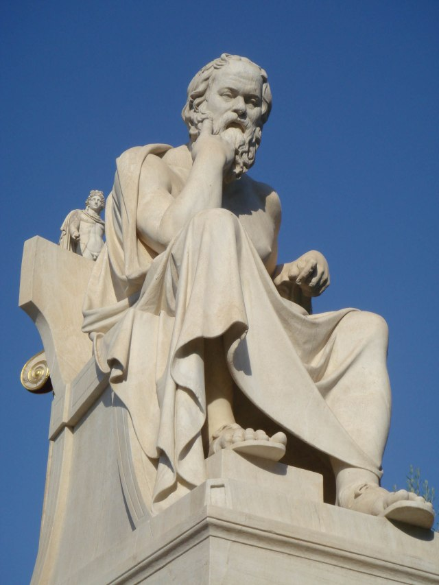 """SPIRITUALITY SCIENCE - THE DOCTRINE OF CREATION: SOCRATES - """"KNOW THYSELF, AND YOU WILL KNOW THE UNIVERSE AND THE GODS."""""""