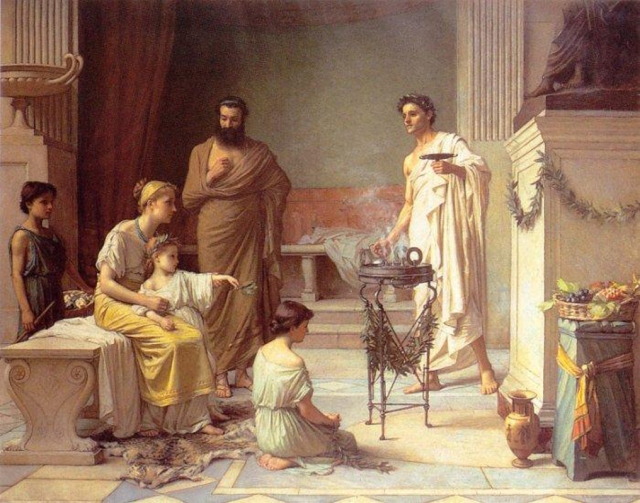 SPIRITUALITY SCIENCE - WHOLE MEDICINE: While the physician in ancient Greece was called Aesculapius, the place of Healing was known as the Temple of Aesculapius. Healing was considered to be a Divine Function or it involved Divine Mechanisms.