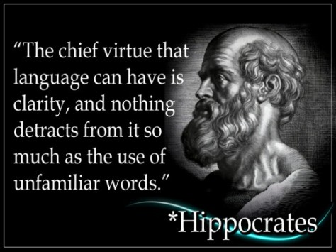 SPIRITUALITY SCIENCE - WHOLE MEDICINE: Hippocrates stressed the importance of relying on facts, clinical observation, and experiment.