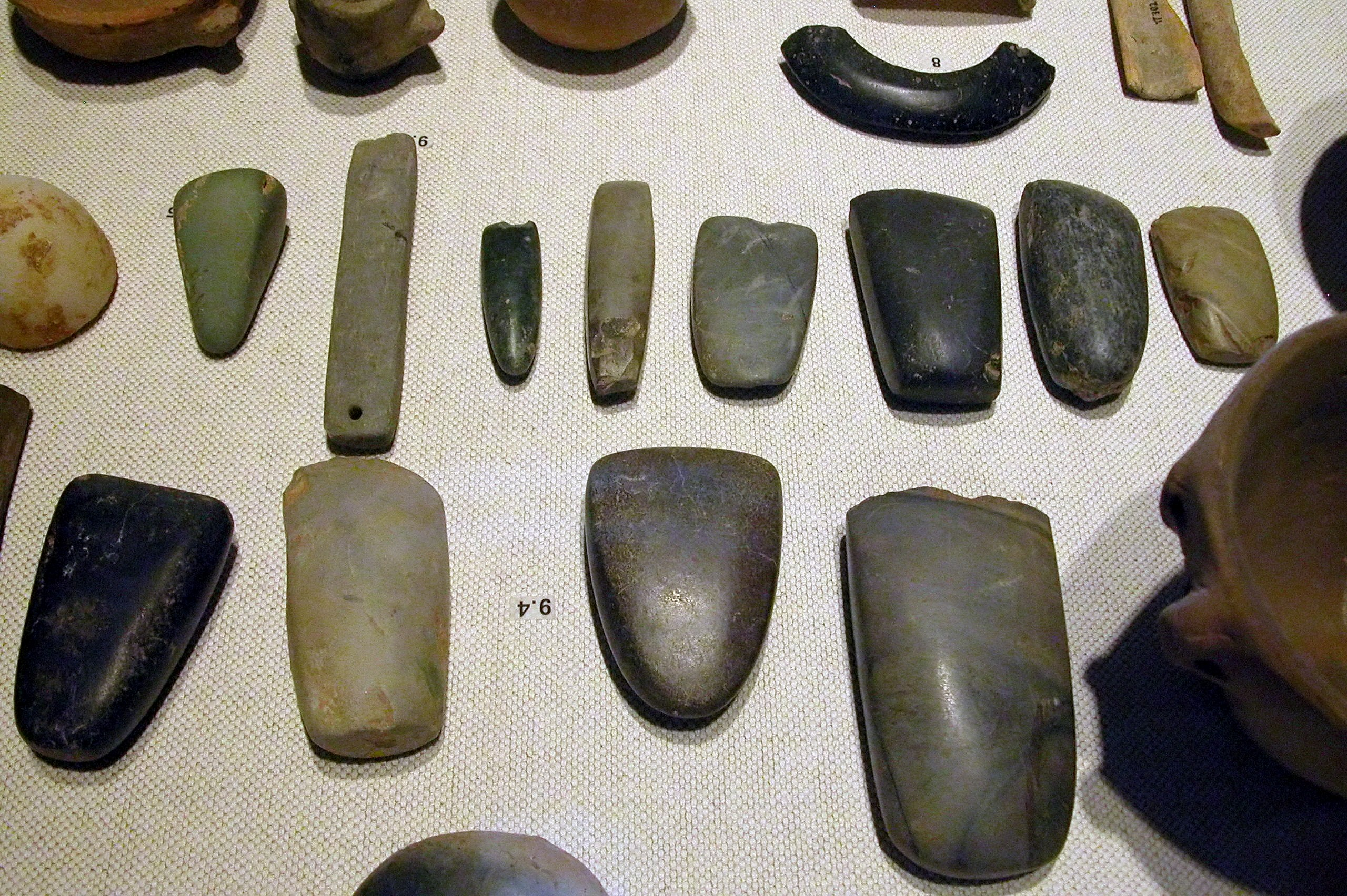 SPIRITUALITY SCIENCE - THE STATUS OF MAN: THE NEOLITHIC PERIOD(c. 8000-c. 3500 B.C.) IS CHARACTERIZED BY POLISHED STONE TOOLS APART FROM POTTERY.