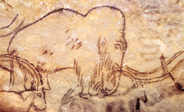 SPIRITUALITY SCIENCE - THE STATUS OF MAN: THE EVIDENCE OF PRECISION GRIP. MURALS AT ROUFFIGNAC - THE SOLUTREO-MAGDALENIAN PERIOD, c. 14,000-c. 9500 B.C.