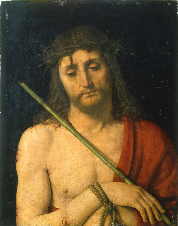 "NATURAL LAW AND THE FEDERAL INSURANCE CONTRIBUTIONS ACT: PILATE SAID TO THEM, ""HERE IS THE MAN!""(JOHN 19:5) THE PICTURE OF JESUS WEARING A CROWN OF THORNS SYMBOLIZES THE SENIOR ALIEN WHO IS DENIED THE PAYMENT OF RETIREMENT BENEFITS AFTER THE CLAIM IS APPROVED BY THE SOCIAL SECURITY ADMINISTRATION."