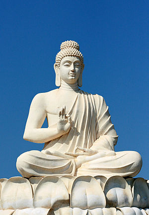Defining Indian Identity-Ahimsa-Lord Gautama Buddha
