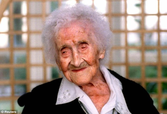 SPIRITUALITY SCIENCE - THE PROMISE OF GOOD OLD AGE: FRENCH WOMAN JEANNE CALMENT COULD BE THE OLDEST PERSON TO HAVE LIVED. SHE DIED IN 1997 AT THE AGE OF 122 YEARS THAT IS VERIFIED BY THE GUINNESS WORLD RECORDS.