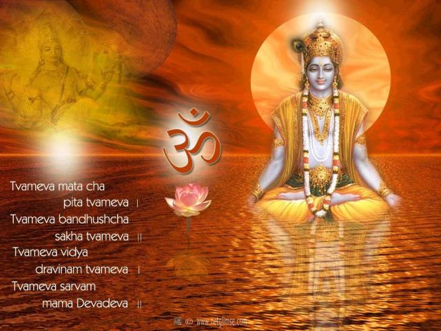 SPIRITUALITY SCIENCE - THREE FORMS OF GOD: THE MAINTAINER GOD. IN INDIAN TRADITION, LORD MAHA VISHNU IS THE MAINTAINER, THE SUSTAINER, AND THE PRESERVER OF THE CREATED BEINGS. ALL LIVING THINGS LIVE BY PERFORMING LIVING FUNCTIONS AND THE MOST IMPORTANT IS CALLED METABOLISM, THE MAKING, THE BREAKING, AND THE REPAIRING OF THE NUMEROUS BIOMOLECULES OF LIFE. MAN, WHO IS CONSTITUTED BY TRILLIONS OF INDEPENDENT LIVING CELLS HAS NO CORTICAL AWARENESS OF THESE MAINTENANCE ACTIVITIES.