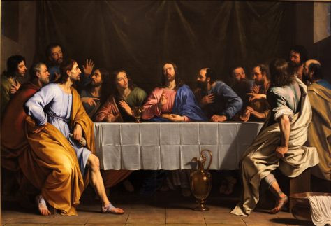 WHOLE COOKIE - WHOLE LOVE - WHOLE COMMUNION: JESUS CHRIST CELEBRATED HIS LAST SUPPER THE NIGHT BEFORE HIS CRUCIFIXION. HE ESTABLISHED A NEW COVENANT SO THAT A NEW RELATIONSHIP COULD BE CREATED BETWEEN GOD, CHRIST, AND MAN.