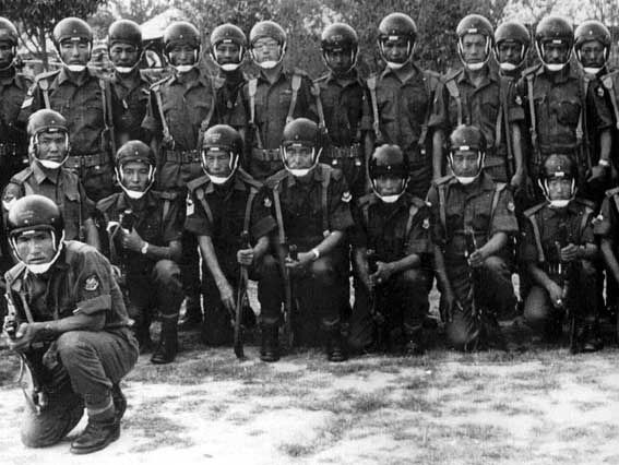 SPECIAL FRONTIER FORCE - THE OFFICIAL SECRETS ACT: DURING THE LAST WEEK OF SEPTEMBER 1971, WHEN I JOINED DUTY AT SPECIAL FRONTIER FORCE I WAS ASKED TO READ THE OFFICIAL SECRETS ACT 1923 AND SIGN A SOLEMN AFFIDAVIT. THIS ACTION TAKEN BY GOVERNMENT OF INDIA KEEPS MY AFFILIATION AND RESPONSIBILITIES FOR  MY ENTIRE LIFETIME.
