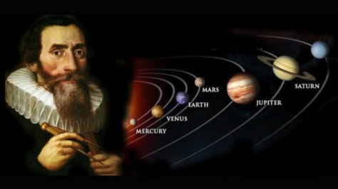 WHAT WOULD KRISHNA DO? : JOHANNES KEPLER(1571-1630), GERMAN ASTRONOMER AND MATHEMATICIAN IS KNOWN FOR THE LAWS OF PLANETARY MOTIONS. MAN CAN DESCRIBE MOTIONS OF PLANETS BUT CANNOT ACCOUNT FOR THE FORCE THAT INITIATED EARTH'S ROTATION AROUND ITS AXIS.